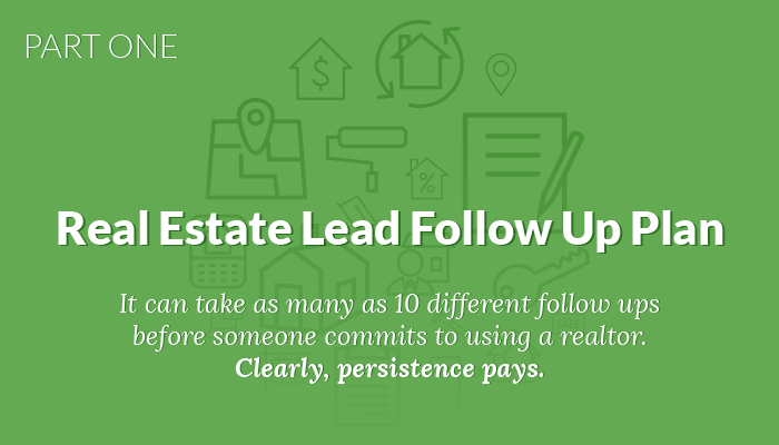 Real Estate Follow Up : Step real estate lead follow up plan part homebuyer