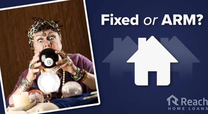 Fixed-Rate, or Adjustable-Rate Mortgage? What is The Best Option for YOU?
