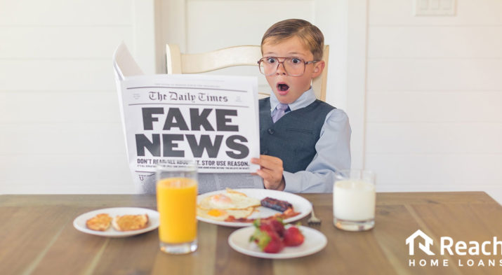 FakeNews and Mortgage Lending: Learn The Truth and Save Big on New Homes
